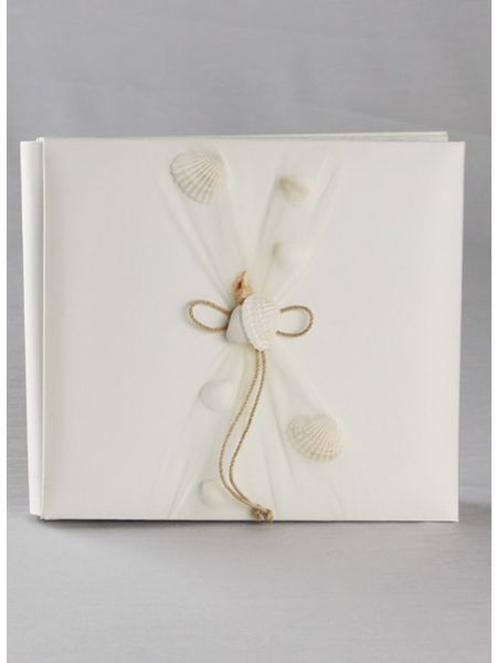 Seashore Scrapbook Album