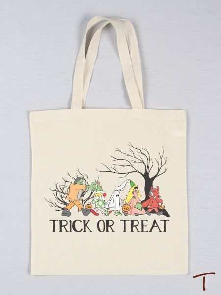 Tenereze Exclusive | Children Trick or Treating Tote