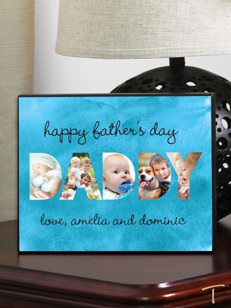 Father's Day Plaque