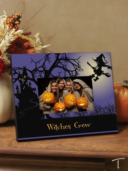 Tenereze Exclusive | Halloween Witch Frame