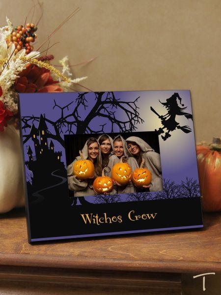 Tenereze Exclusive | Halloween Witch Frame