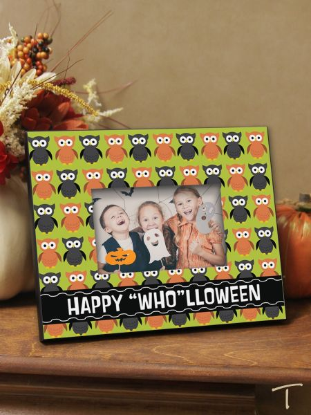 "Tenereze Exclusive | ""Who""lloween Frame"