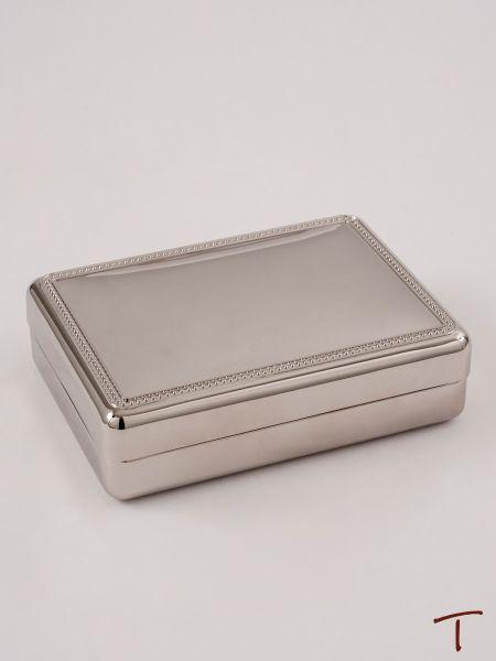 Double Velvet Jewelry Box