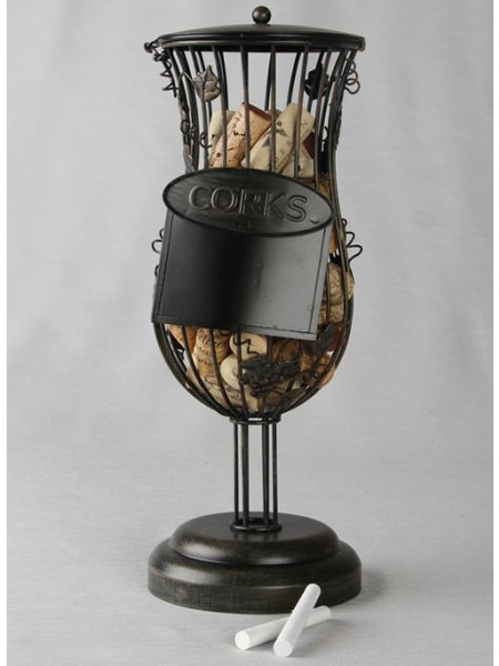 Cork Holder Cage