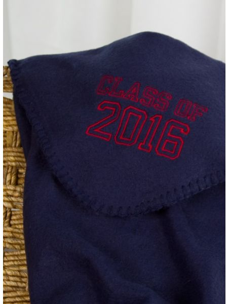 Class of... Fleece Blanket