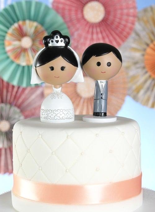 Kokeshi Cake Top